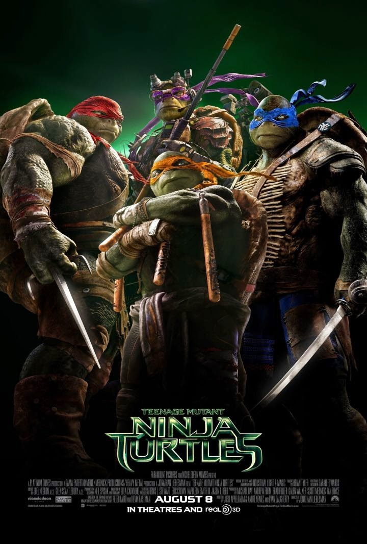 Teenage Mutant Ninja Turtles (2014) by Michael Bay
