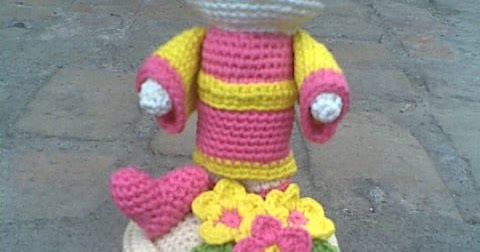 Amigurumi Hello Kitty in Kimono ~ Zan Crochet