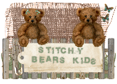 Stitchy Bears Kid's Challenge