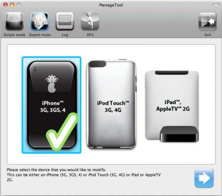 Tethered Jailbreak iOS 4.3.4 using PwnageTool in Mac