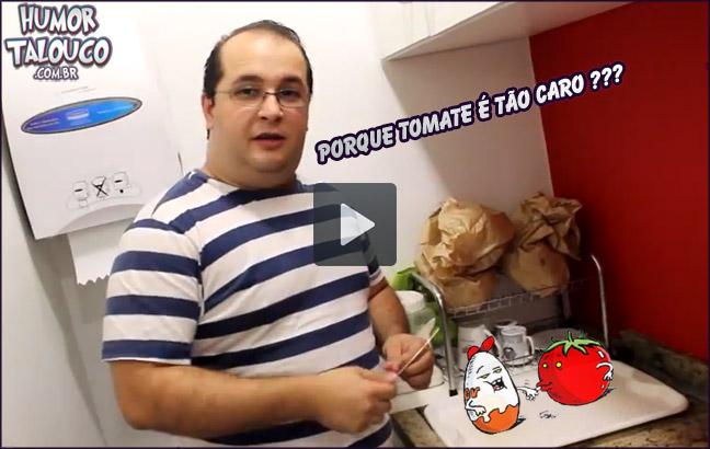 Saiba o porquê do tomate estar tão caro