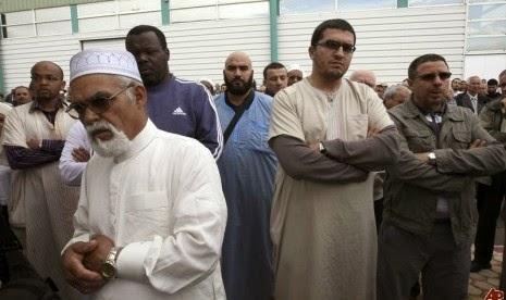 Muslim Prancis Maafkan Penyerang Masjid