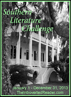 Southern Literature Reading Challenge hosted at The Introverted Reader