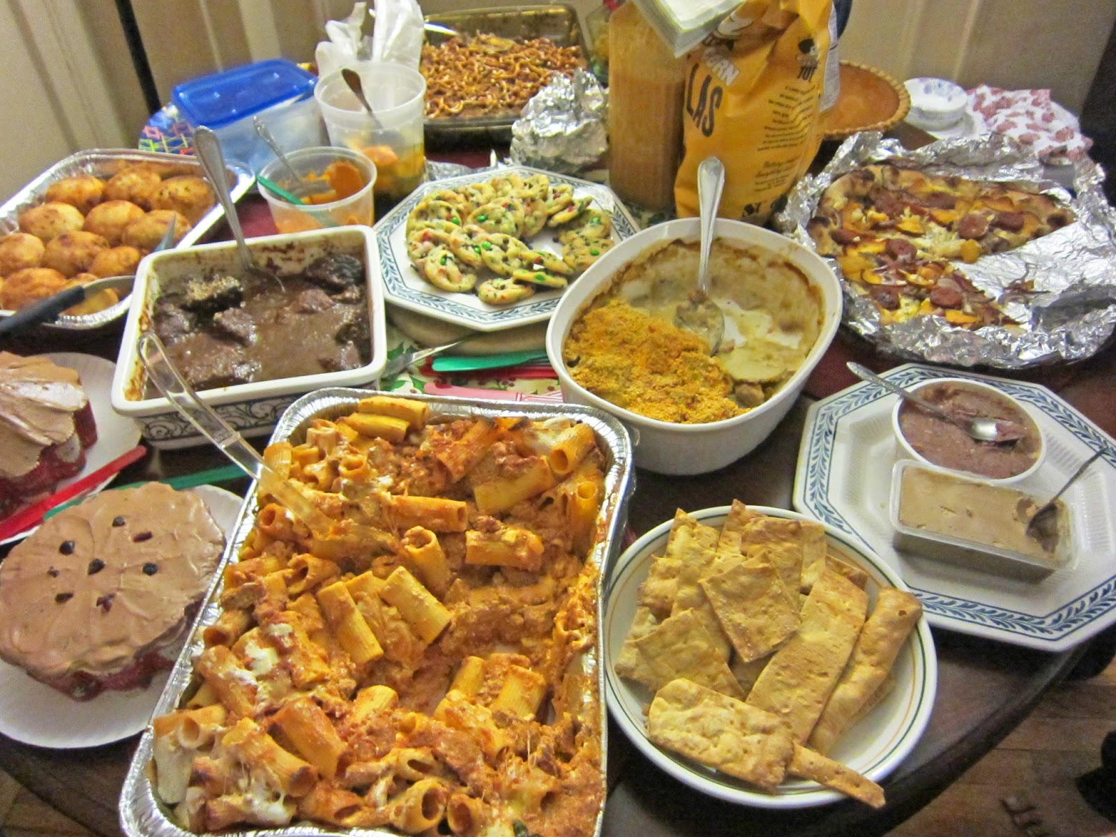 Potluck Chinese Food Ideas