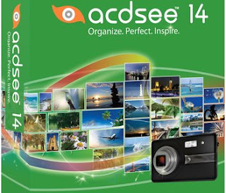 ACDSee Photo Manager to organize photos, perfect shots, share your memories