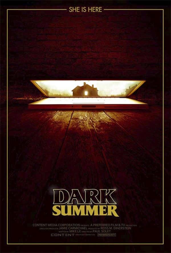 Dark Summer (2015) Hdrip tainies online oipeirates