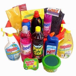 Compuestos organicos de importancia de uso cotidiano for Productos limpieza cocina