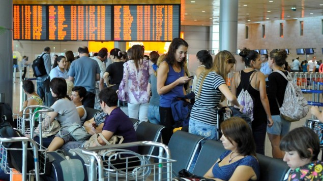 israel travel warnings nigeria
