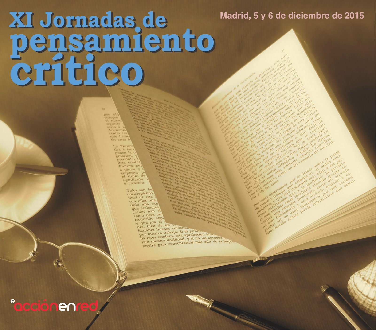 XI JORNADAS DE PENSAMIENTO CRÍTICO
