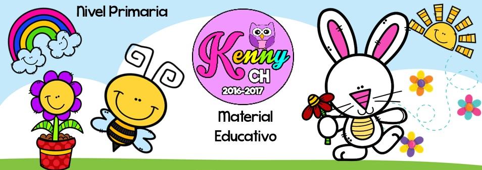 .MATERIALES EDUCATIVOS POR KENNY CH
