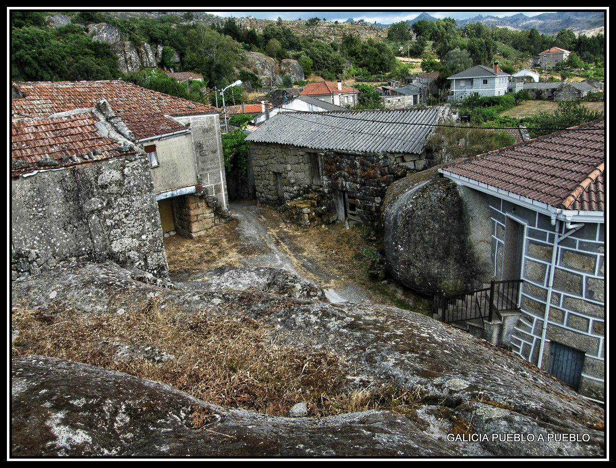 Galicia pueblo a pueblo os bolos da cela lobios - Cierres de fincas en galicia ...