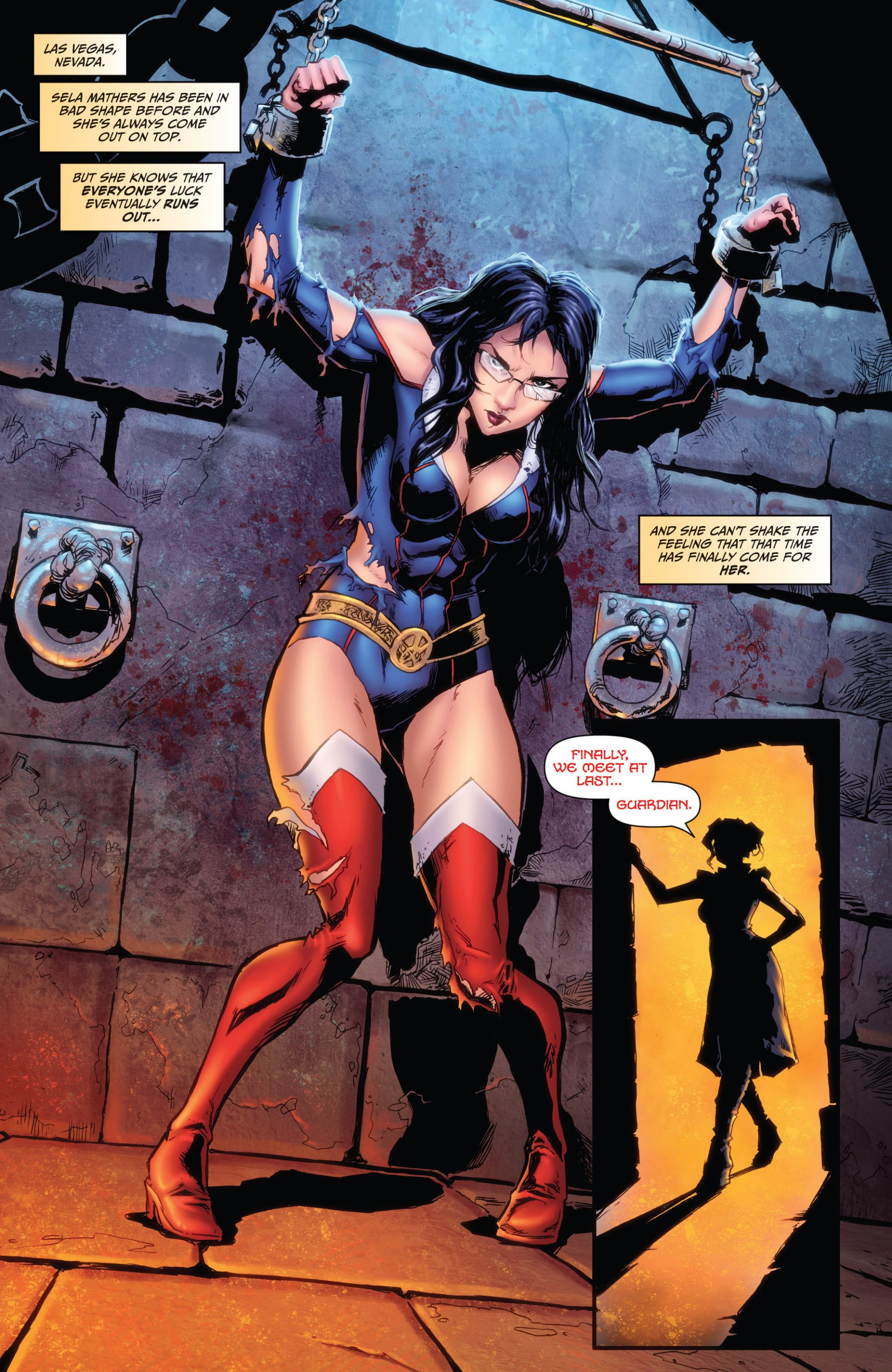 Grimm Fairy Tales (2005) Issue #99 #102 - English 3