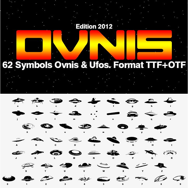 Tipografia Ovnis
