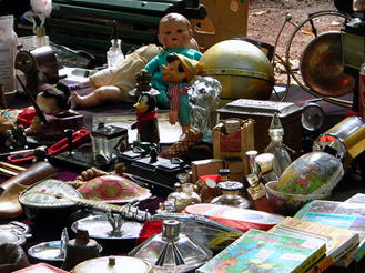 Passione vintage mercatini delle pulci maggio 2012 - Fiera oggettistica ...