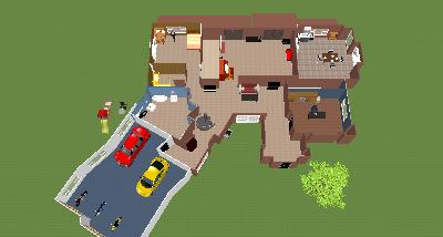 Rachel D Sweet Homemodel 3d Home