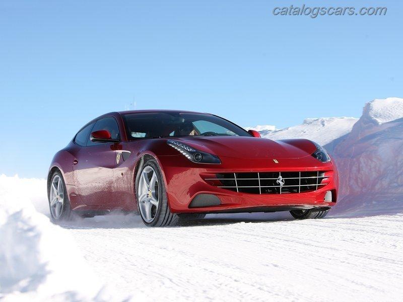 صور سيارة فيرارى FF 2013 - اجمل خلفيات صور عربية فيرارى FF 2013 - Ferrari FF Photos Ferrari-FF-2012-06.jpg