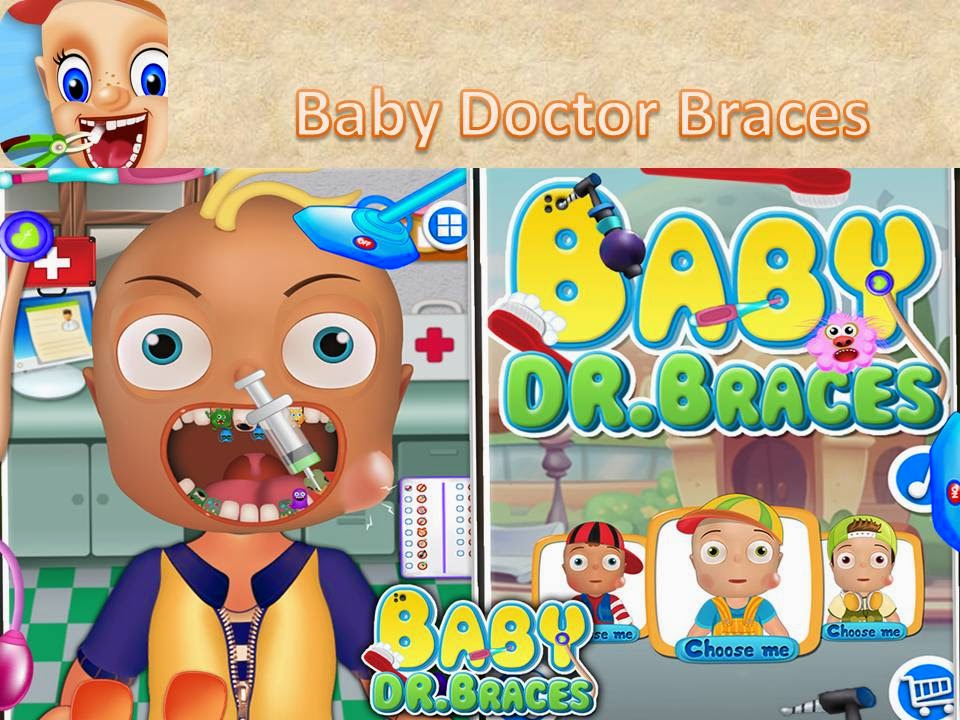 baby doctor braces - free kids game