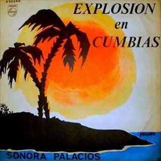 explosion de cumbias