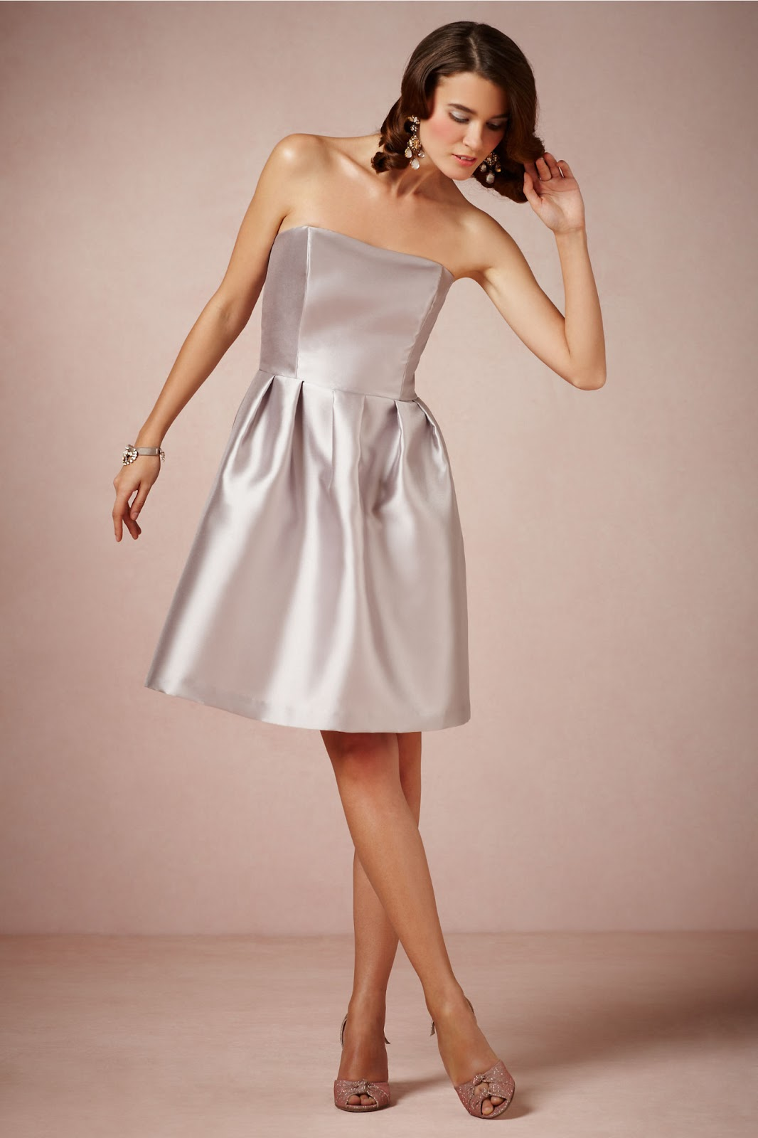Fashion and stylish dresses blog bridesmaid dresses by bhldn for Wedding dresses like bhldn