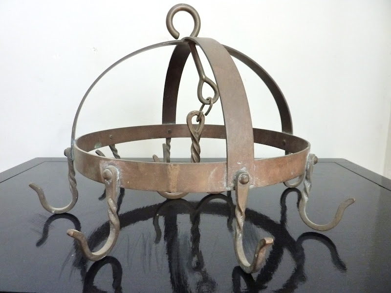 Walrus may 2012 for Reclaimed wood pot rack