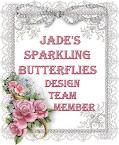 Proud DT Jade's Sparkling Butterflies
