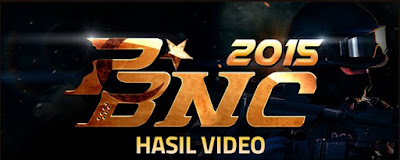 Kumpulan Video Hasil Pertandingan PBNC 2015