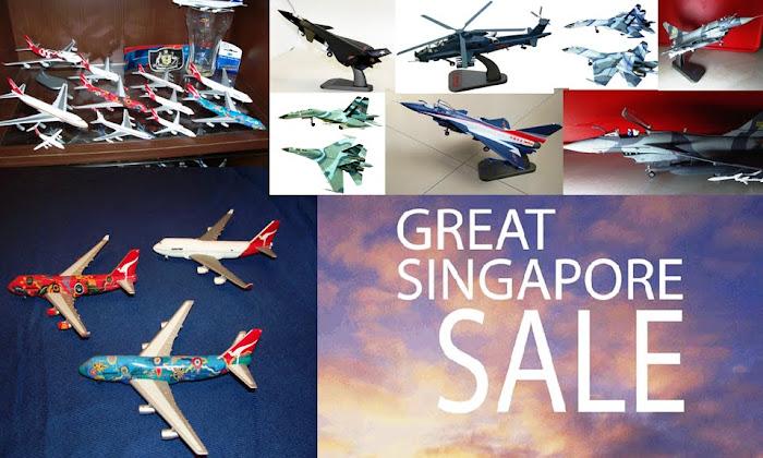 Airplane Models @ SG
