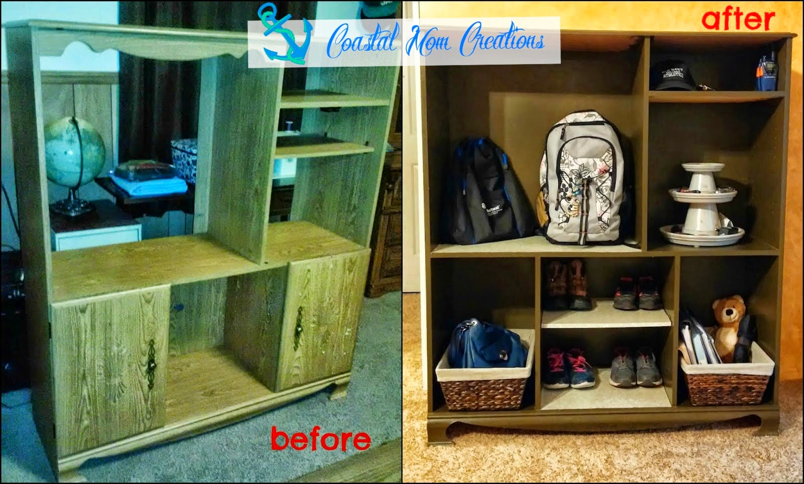 I Try My Best To Re Purpose Furniture I No Longer Need. I Enjoy Creating  Something New Out Of Something Old :)