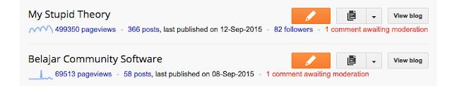 pentingnya moderasi komentar blog