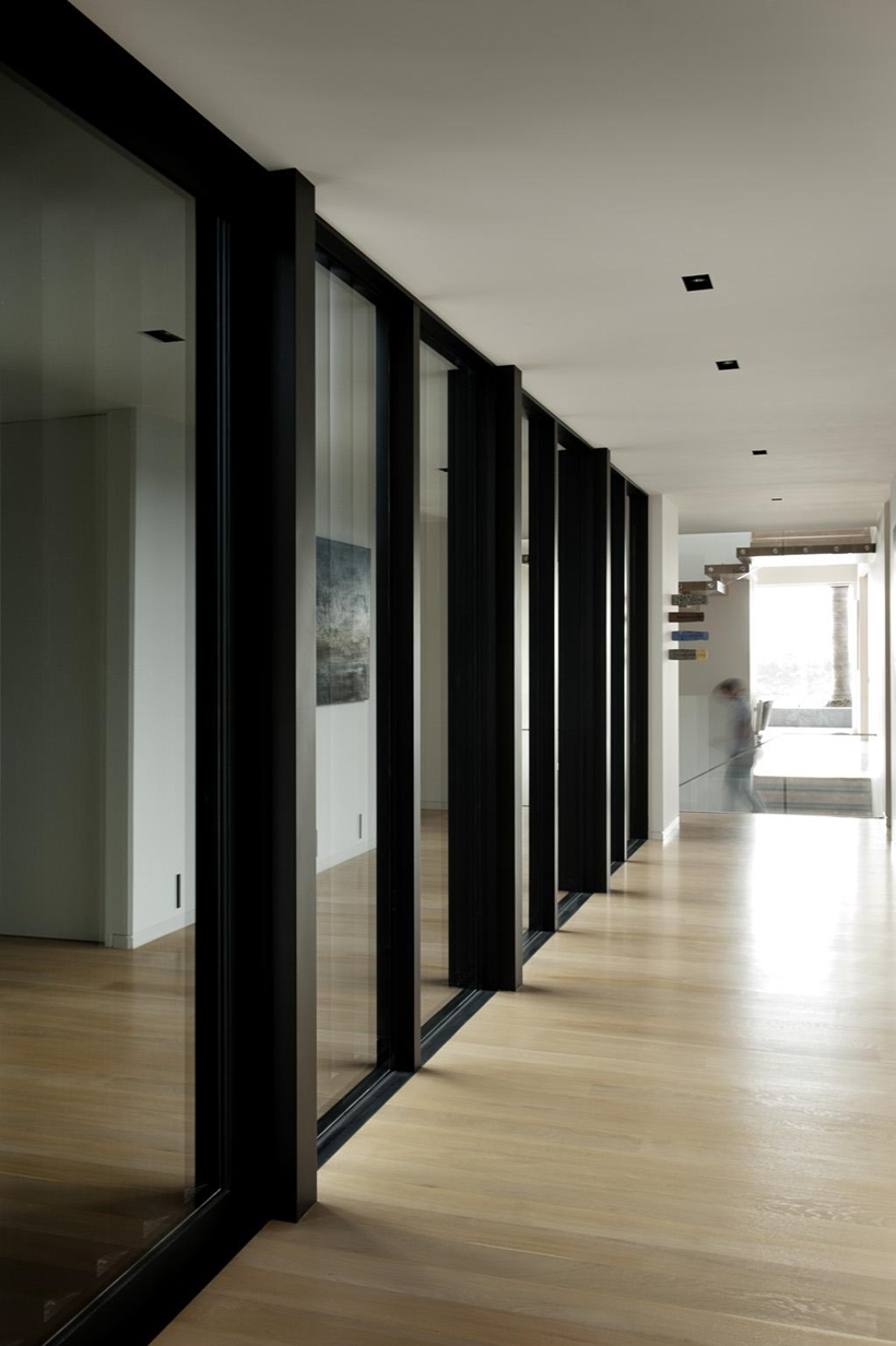 Sophisticated home for contemporary gentleman new zealand decor advisor - Sophisticated black interior doors ...