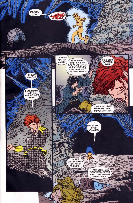 Captain America (1968) Issue #439c #391 - English 21