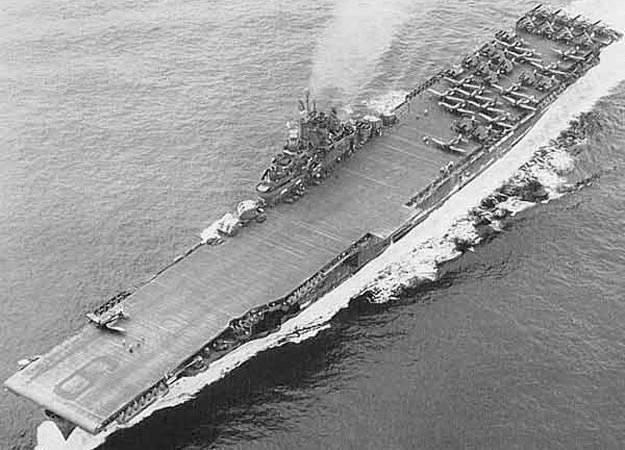 kapal perang amerika serikat