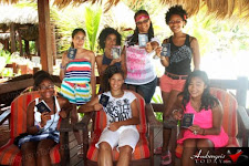 The Passport Party Project Arrives in Belize!