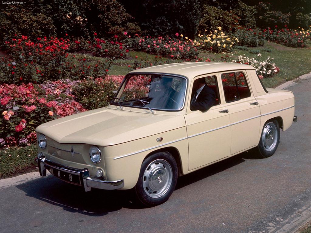 avengers in time 1962 cars renault 8. Black Bedroom Furniture Sets. Home Design Ideas