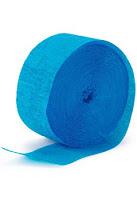 Blue-Crepe-Paper