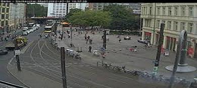 Berlin - Hackescher Markt live camera