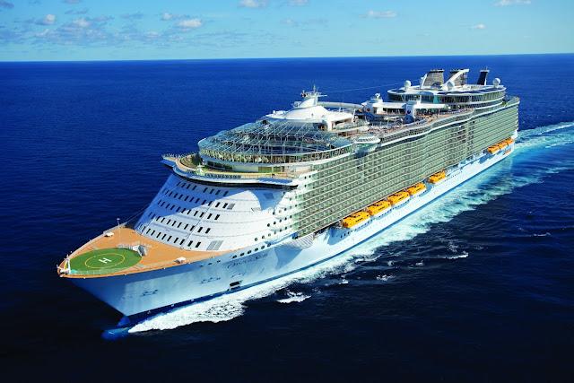 Il 2014 con Oasis Of The Seas: crociera speciale sul Mediterraneo
