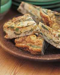 Weight Loss Recipes : Garden Frittata