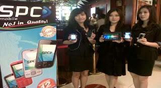 SPC S1 Coral - Harga Spesifikasi Handphone Android Gingerbread Murah - Berita Handphone