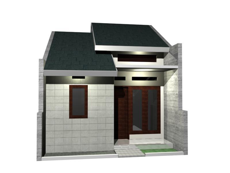 Desain Rumah Sangat Sederhana 1609110141