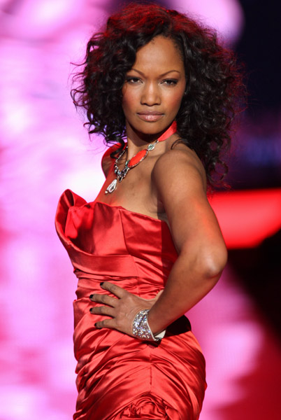Garcelle Beauvais Do you own a red dress?