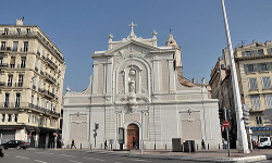 Iglesia Saint Ferreol en Marsella