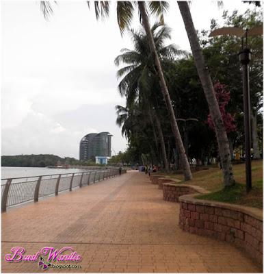 Tempat menarik dan best di kuantan pahang, sungai kuantan, kuantan riverfront