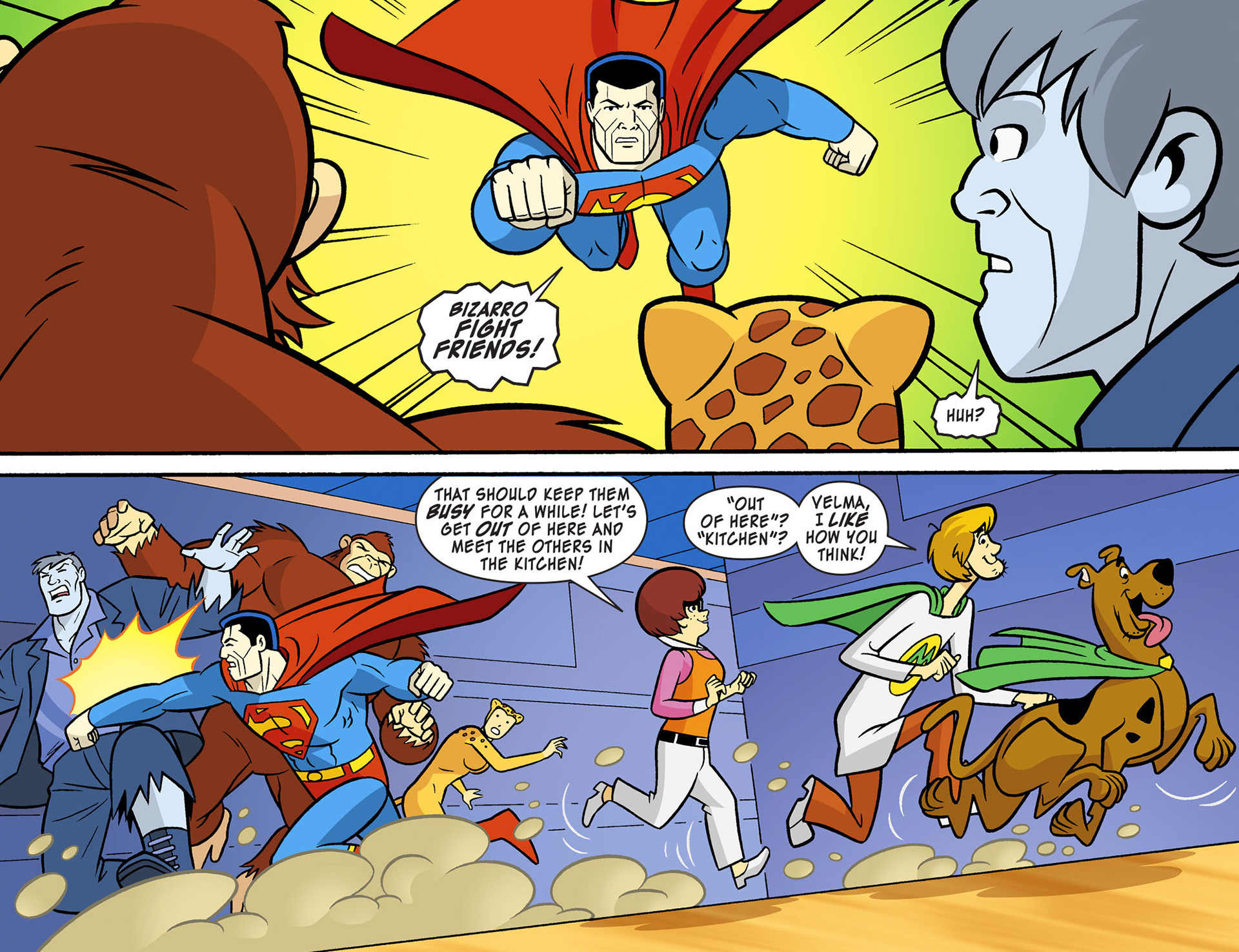 Read online Scooby-Doo! Team-Up comic -  Issue #12 - 10