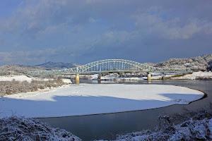 Kitakami gawa River