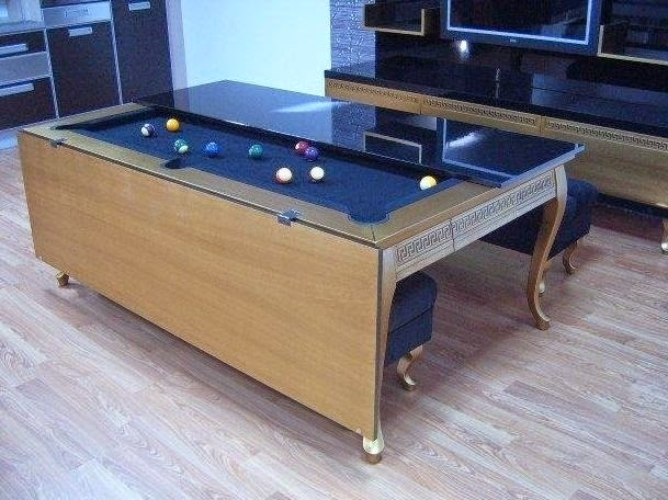 Transform a regular dining table into a very nice pool for Nice html table