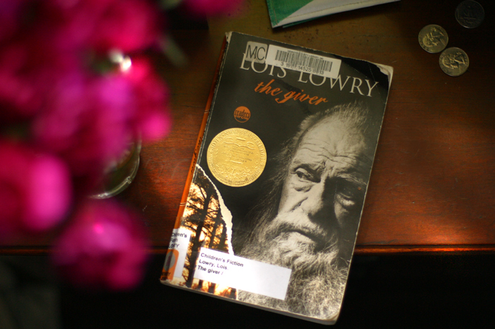 The Giver sci fi book