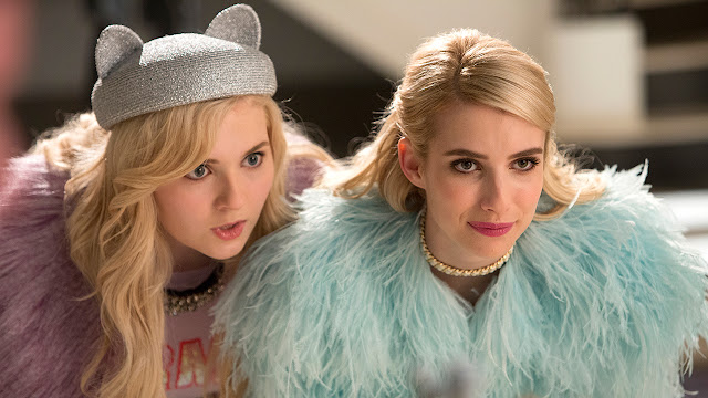 Las Chanels de 'Scream Queens'