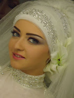 Wedding Hijab Fashion Trend 2013 | Wedding Style Guide