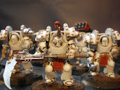 Pre Heresy Death Guard(Deathwing)